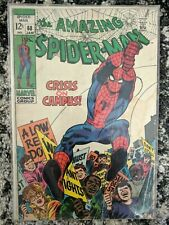The Amazing Spider-man #68 (Marvel 1968) Silver Age - Crisis on Campus