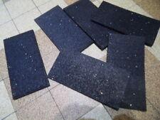 Lot de 6 pieces en caoutchouc antidérapant pour bricolage cale ou autres !!