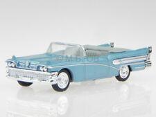 Buick Century Convertible Serie 60 bluemetallic 1958 modelcar NewRay 1:43