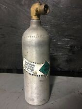 Carbon Dioxide Tank 1.25lb Liquid Capacity EMPTY. Our #5