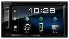Kenwood DDX318BT Doppel-DIN CD/DVD/MP3-Autoradio Touchscreen Bluetooth USB iPod