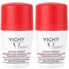 2 bottle of Vichy Roll-on intensive treatment-anti-transpires resist 72 H