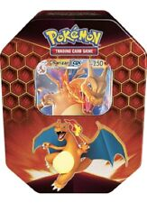 More details for hidden fates tin - charizard - new & sealed
