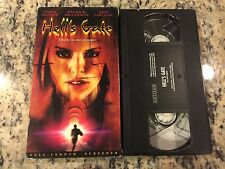 HELL'S GATE RARE FULL PROMO SCREENER VHS 2002 AMY LOCANE, PATSY KENSIT HORROR!