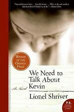 We Need to Talk about Kevin by Lionel Shriver Paperback Book (English)