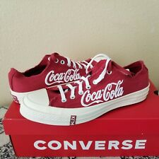 Kith Coca Cola Converse Chuck 70 Low Red Size 10