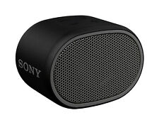 Sony SRS-XB01 EXTRA BASS PORTABLE BLUETOOTH Speaker Black **New**