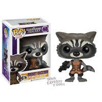 Guardians Of The Galaxy Rocket Raccoon Marvel Funko Pop! Vinyl Figure