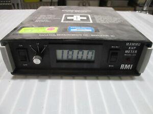 RMI Mammographic KVP Meter 232