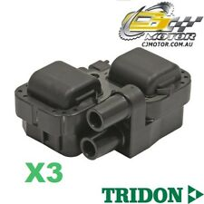 TRIDON IGNITION COIL x3 FOR Mercedes  ML320 W163 09/98-11/01, V6, 3.2L M112