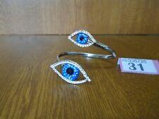 Butler & Wilson - Rare Double Eye Bracelet / Bangle
