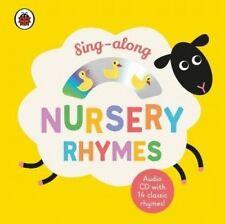 Sing-Along comptines : CD et livre cartonné par Ladybird
