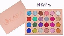 KARA Beauty 24 Color Galaxy Stardust Shimmer Glitter Powder Kit- Authentic & NEW