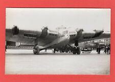 More details for lufthansa quadruple engine monoplane aeroplane rp pc unused ref p734