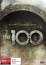THE 100 Complete Second Season Two 2 DVD NEW Region 4