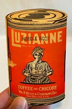 Vintage Luzianne Advertising sewing needle book - Black Americana - All there!