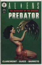 Aliens Predator the Deadliest of the Species 1993 series # 3 fine comic book
