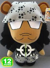12'' One Piece Bartholemew Kuma Plush Anime Stuff Pirate Doll Toy Game OPPL8002