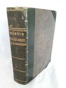 Martin Chuzzlewit by Charles Dickens 1844 First Edition