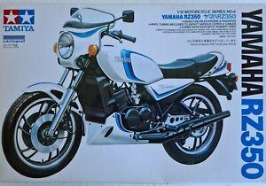 Tamiya Yamaha RZ350 1/12 Model Kit