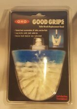 Oxo Good Grips Toilet Brush Replacement Head 1043632 New in Sealed Package (AB2)