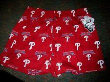 NWT CONCEPTS SPORT PHILADELPHIA PHILLIES Red Boxer Shorts - SIZE 2XL