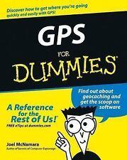 GPS For Dummies, Joel McNamara,0764569333, Book, Good