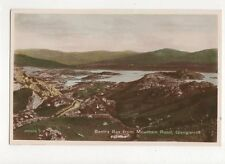 Bantry Bay From Mountain Road Glengarriff RP Postcard Ireland 080a