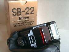 Nikon Speedlight SB-22,SB22 Blitzgerät