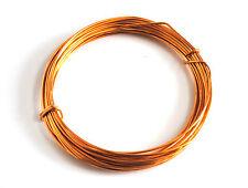 1x Brass Wire .6mm x 10m. Hobby, Jewellery, Modelling.  X1111