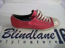 SCARPE CONVERSE CT ALL STAR BASSE LIGHT CANVAS ROSA 508667 EUR 37.5 UK 5
