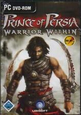 Prince of Persia 3d 2 Warrior Within complet allemand UBI SOFT exclusive NEUF