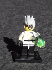 Lego  Collectible Minifigures Series 4 CRAZY SCIENTIST - unused