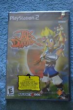 Jak and Daxter: The Precursor Legacy - Brand new but with scratched out bar-code