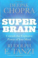 Super Brain By Deepak Chopra. 9781846043666