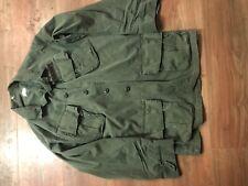 Vietnam Ripstop 3rd pattern Jungle Shirt Uniform Coat Xsmall