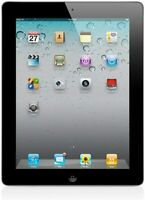 Apple iPad 2 16GB Wifi + Cellular - Black - Refurbished & Unlocked - Grade A