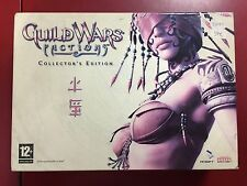 Guild Wars Factions Collector's Edition PC Complete in Box Sealed