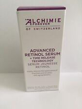 Alchimie Forever Advanced retinol serum + TIME RELEASE TECHNOLOGY 1 fl oz NEW !!
