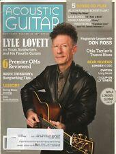 2012 July Acoustic Guitar - Vintage Magazine