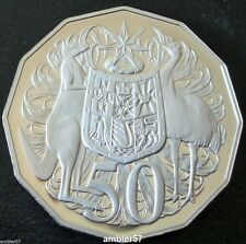**2004 Australian 50 cent  Proof  **