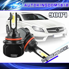9007 HB5 LED Headlight High Low Beam Bulb Kits 480W for Ford Ranger 2001-2017