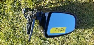 09-13 INFINITI FX35 FX37 FX50 LEFT DRIVER SIDE VIEW EXTERIOR DOOR MIRROR 475 OEM