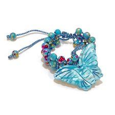 Butterfly Handmade Macrame bracelet Women's Butterfly Beads Bracelet By Ruigos