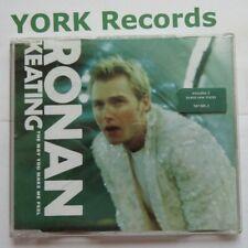 RONAN KEATING - The Way You Make Me Feel - Ex Con CD Single Polydor 587 885-2