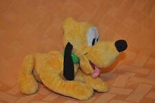 "Disney's PLUTO 8"" Stuffed  Plush Doll EXC Cond"