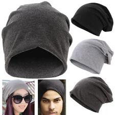 Accessoires Bonnet noir en polycoton pour homme
