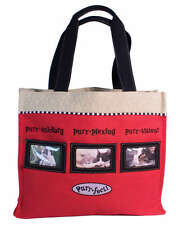Pet Cat Carrier Tote Kitty Bag Products Strudy Canvas Red New Displays 3 Photo