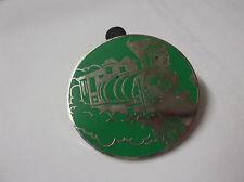 Disney's Train Pin Badge