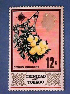 Trinidad & Tobago. QE2 1969 2c Multicoloured. SG345a. Wmk Ww12.P14. MNH.